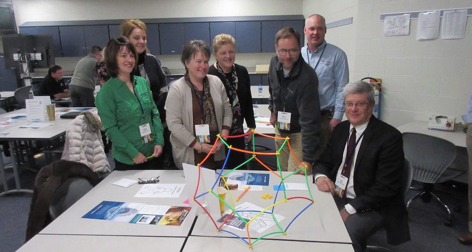 Carousel - STEM leadership