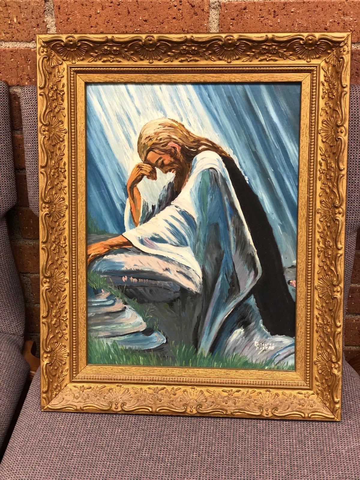 Zion's Lutheran art show