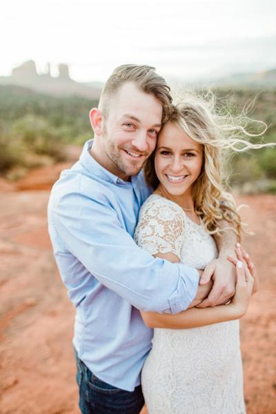 Engagement: Kime-Brough