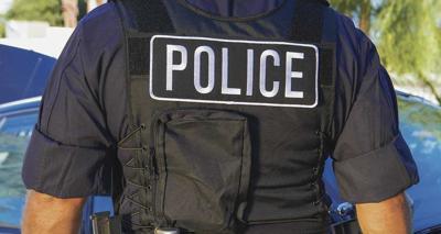 Carousel - Police vest