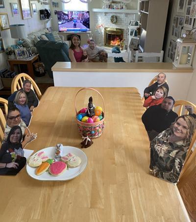 Faykosh family gathers