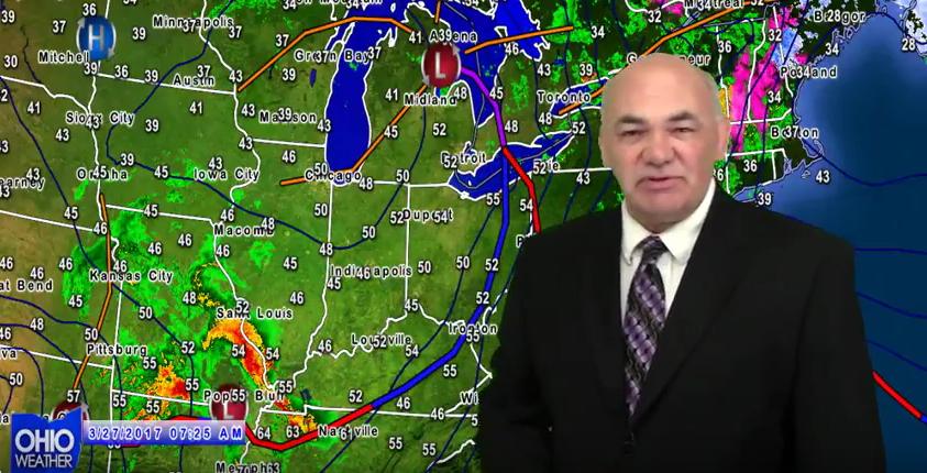 VIDEO: Ohio weather forecast for today | Local Videos | crescent