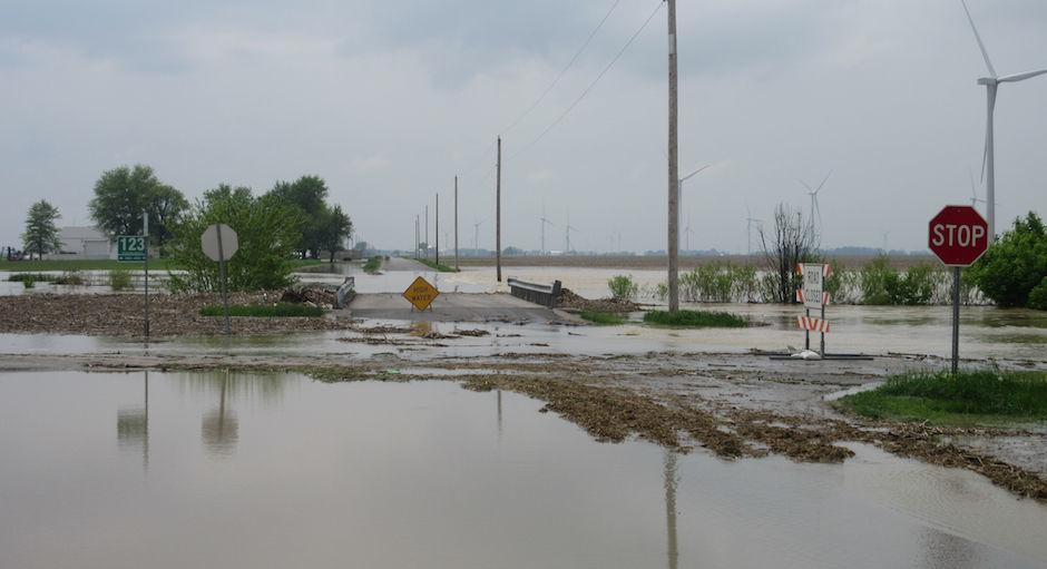 Carousel - Paulding flooding
