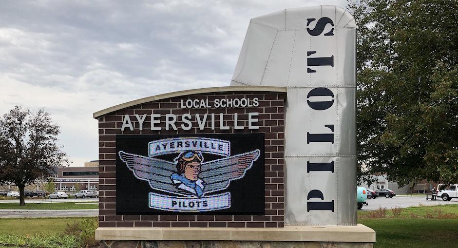 Carousel - Ayersville levy
