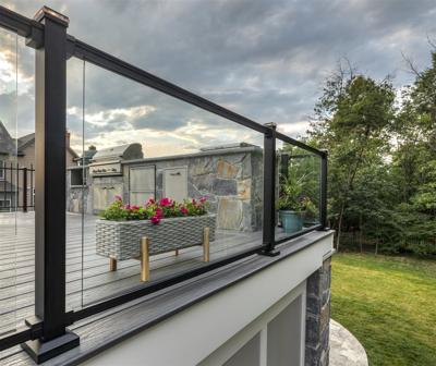 BPT framing outdoor space