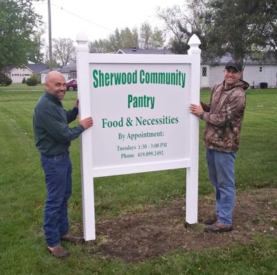 Sherwood Community Pantry