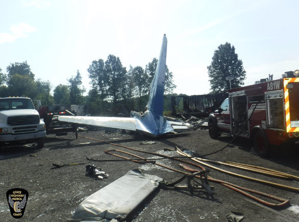 Toledo plane crash 3