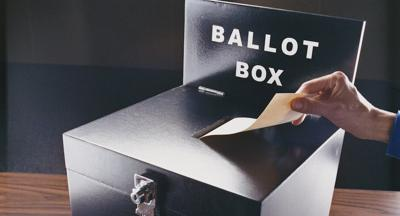 Carousel - ballot box