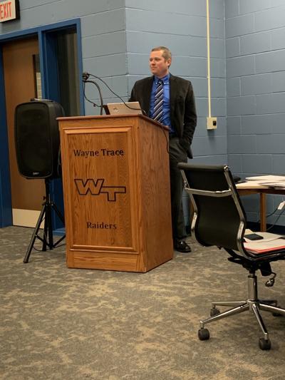 Wayne Trace presentation