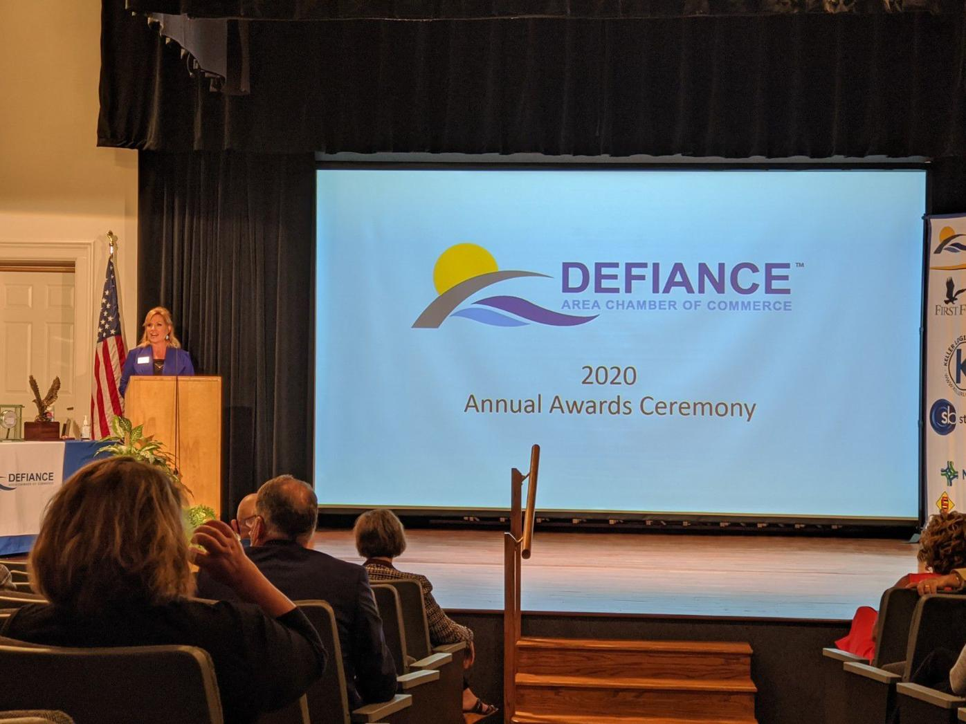 Defiance Chamber awards