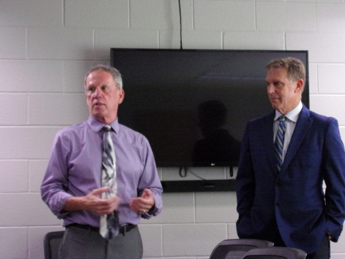 Paulding DD director welcomes state director