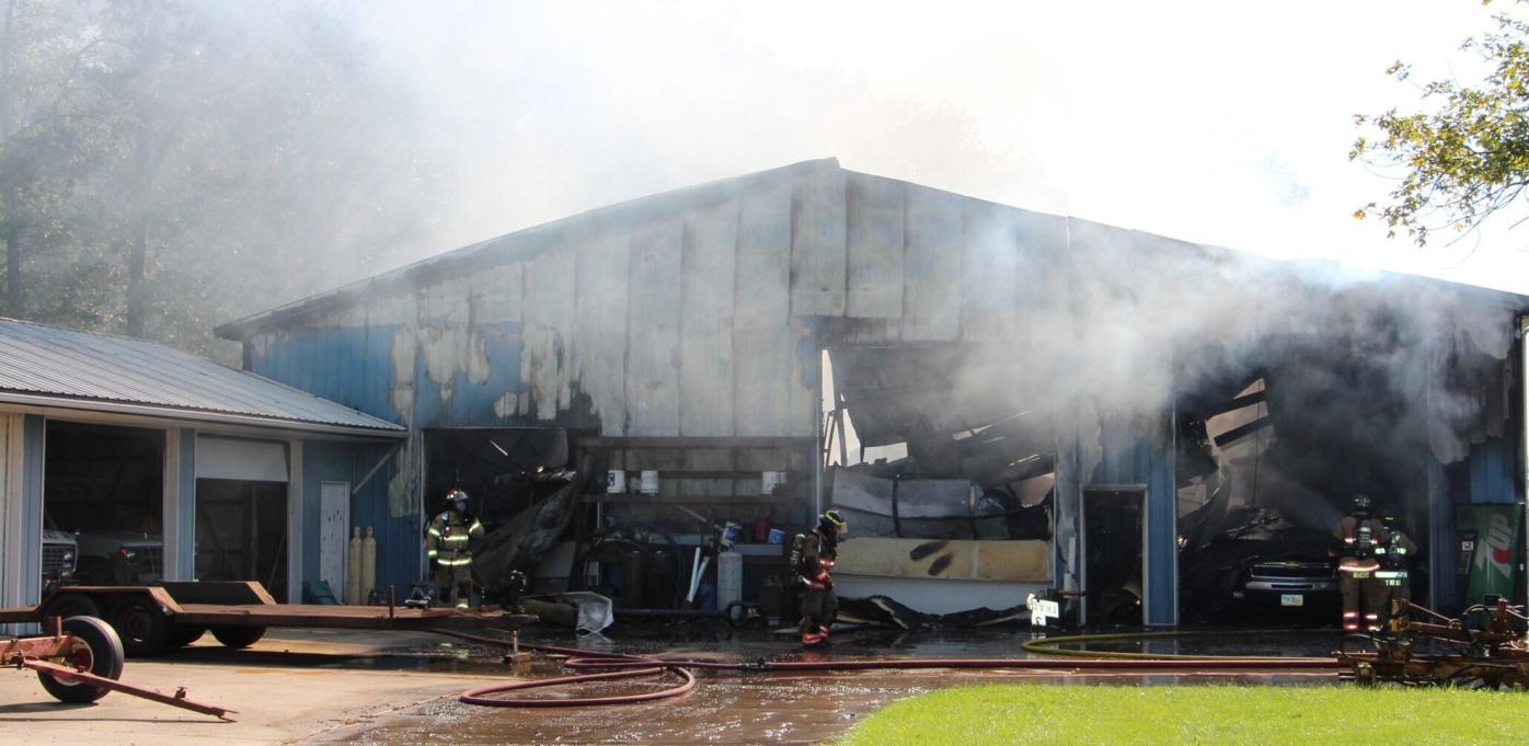 Carousel - Ohio 66 fire