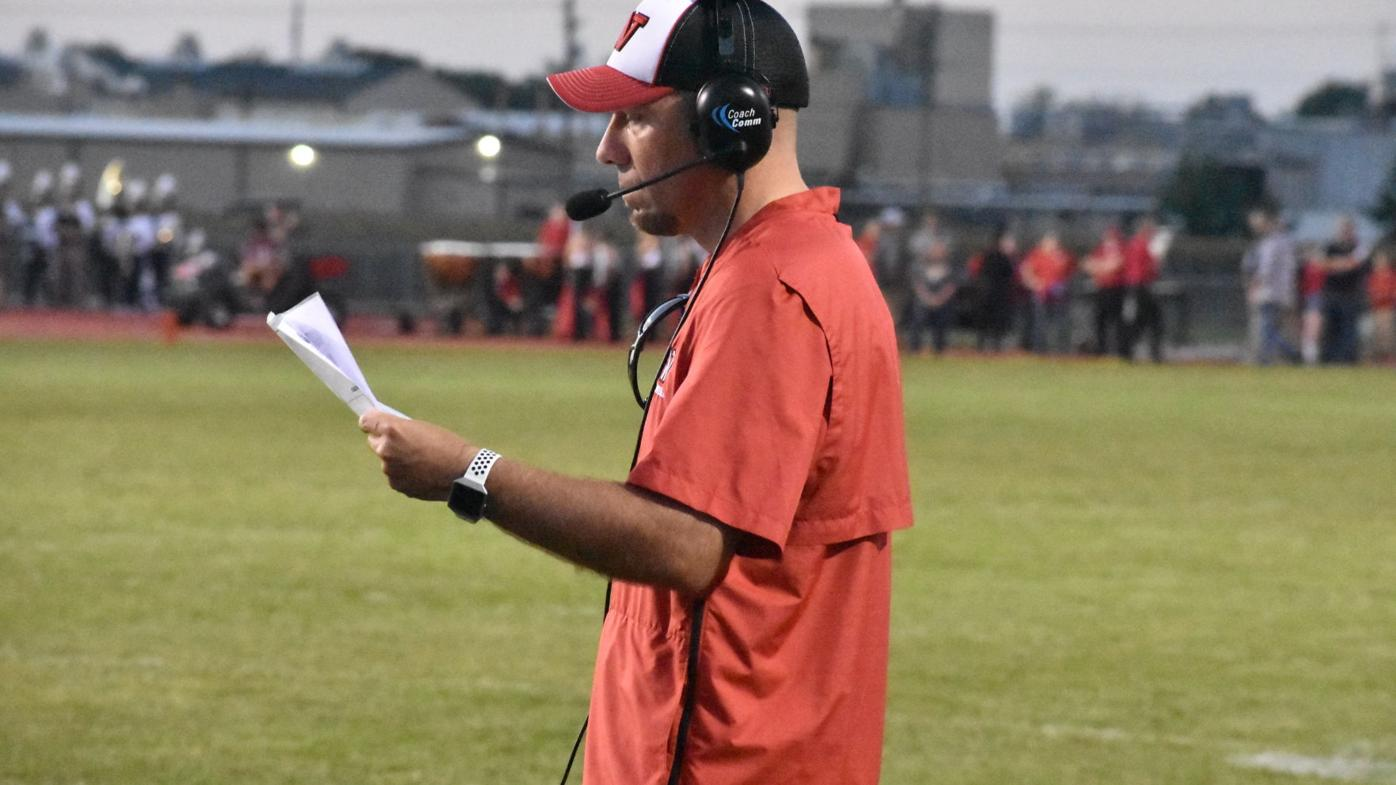 Football: Cooper named next head coach for Defiance
