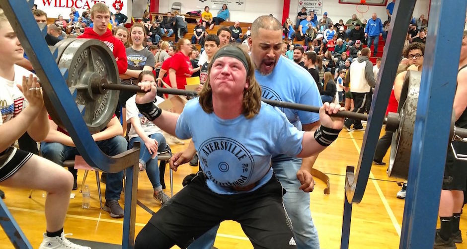 Pilots boast seven all-Ohio finishes at state powerlifting