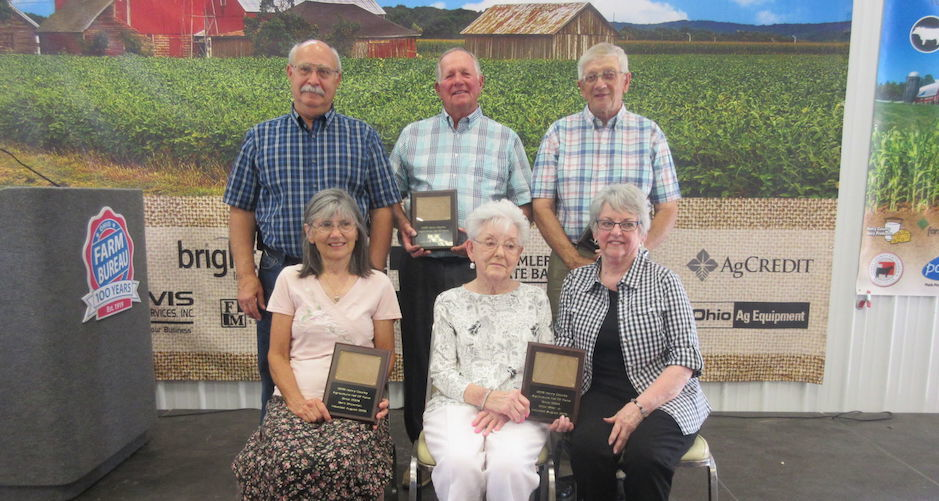 Carousel - Ag Hall of Fame inductees