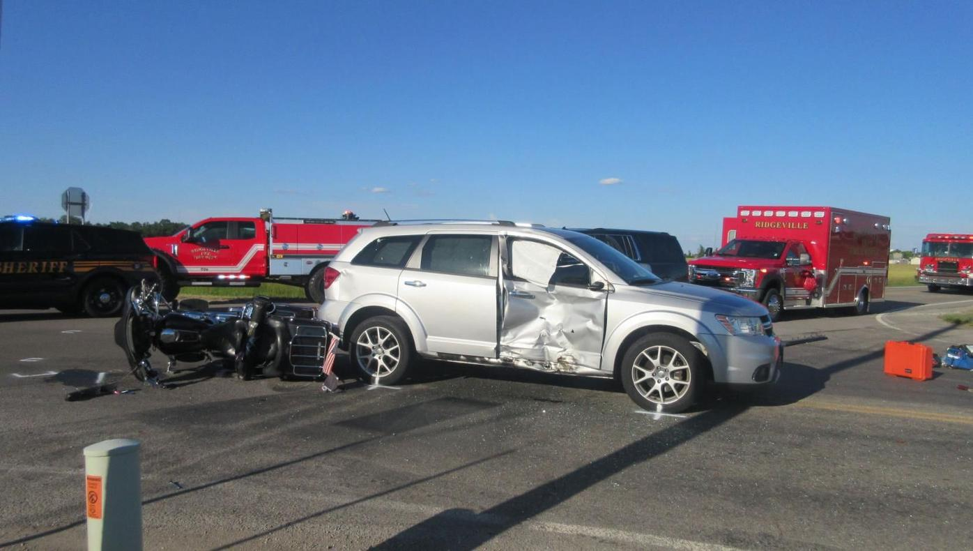 Carousel - fatal crash