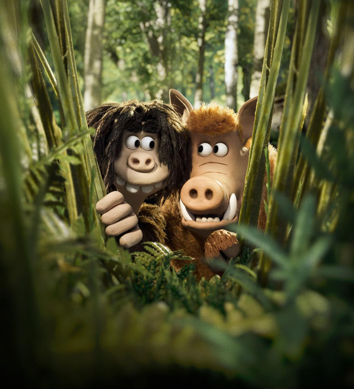 ENTER MOVIE-EARLYMAN-REVIEW 2 MCT