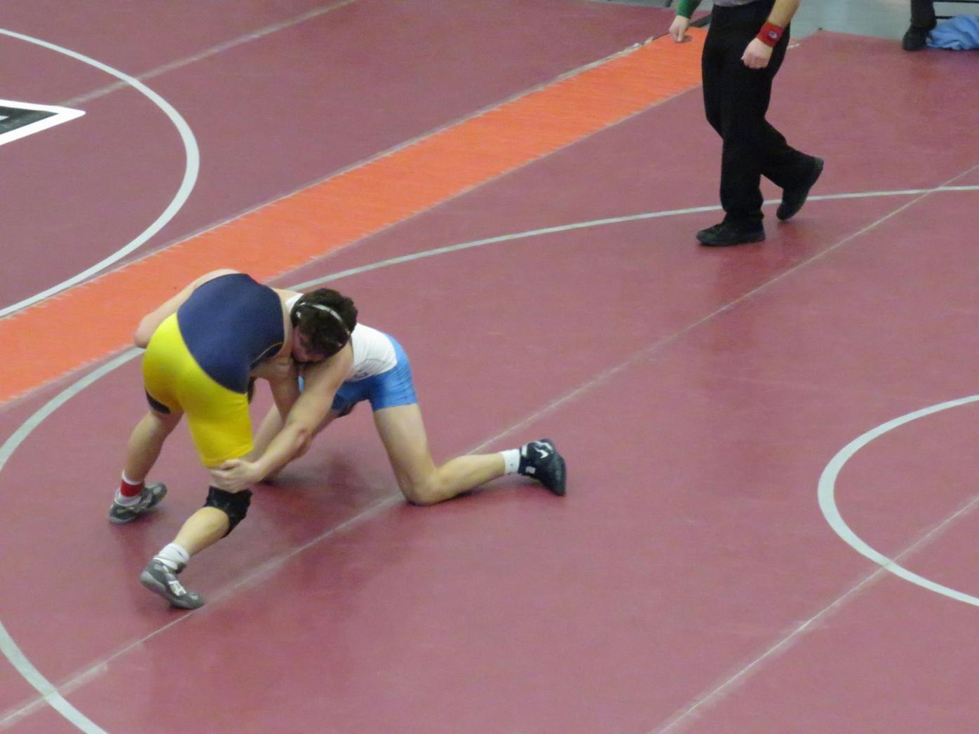 Dist Wrestling 1