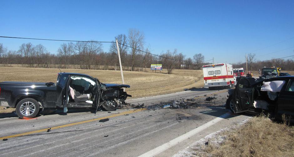 Carousel - US 111 crash