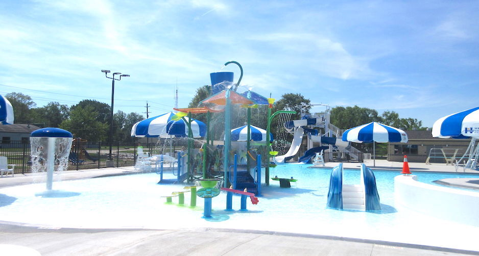 Carousel - Napoleon aquatic center