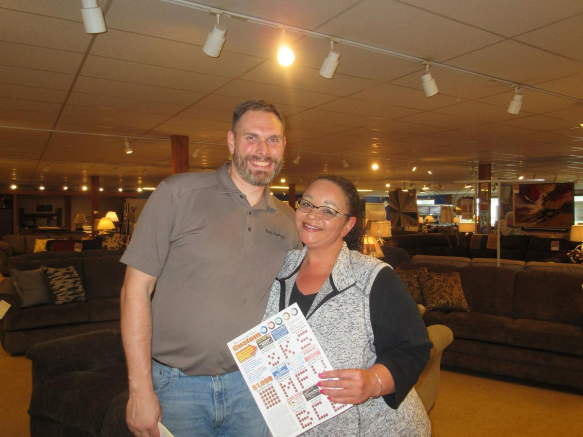 Bingo Contest Winners And Sponsors Pictured Crescent