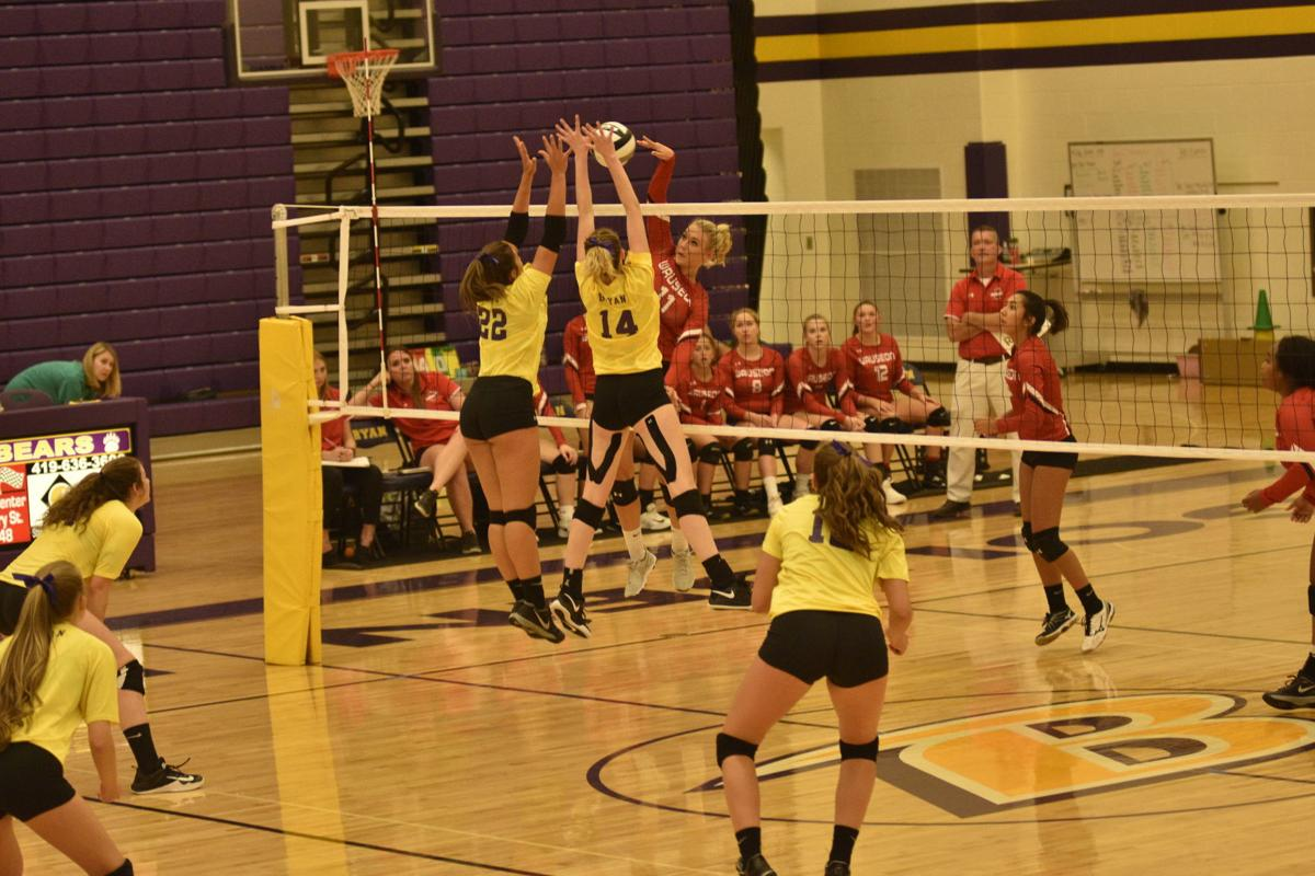 Volleyball Spotlight Wauseon Senior Trio Nearing History Local Sports Crescent News Com