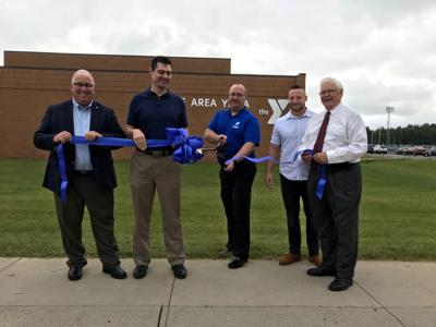 YMCA celebrates completed renovations