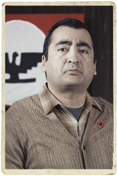 Fred Blanco as Cesar Chavez