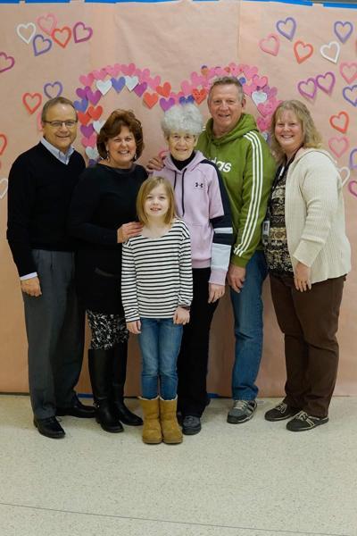 Ayersville grandparents day