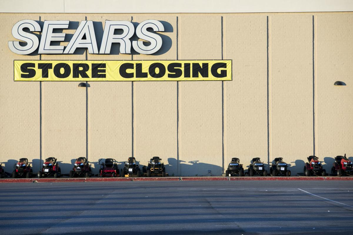 Sears files for Chapter 11 amid plunging sales, massive debt ...