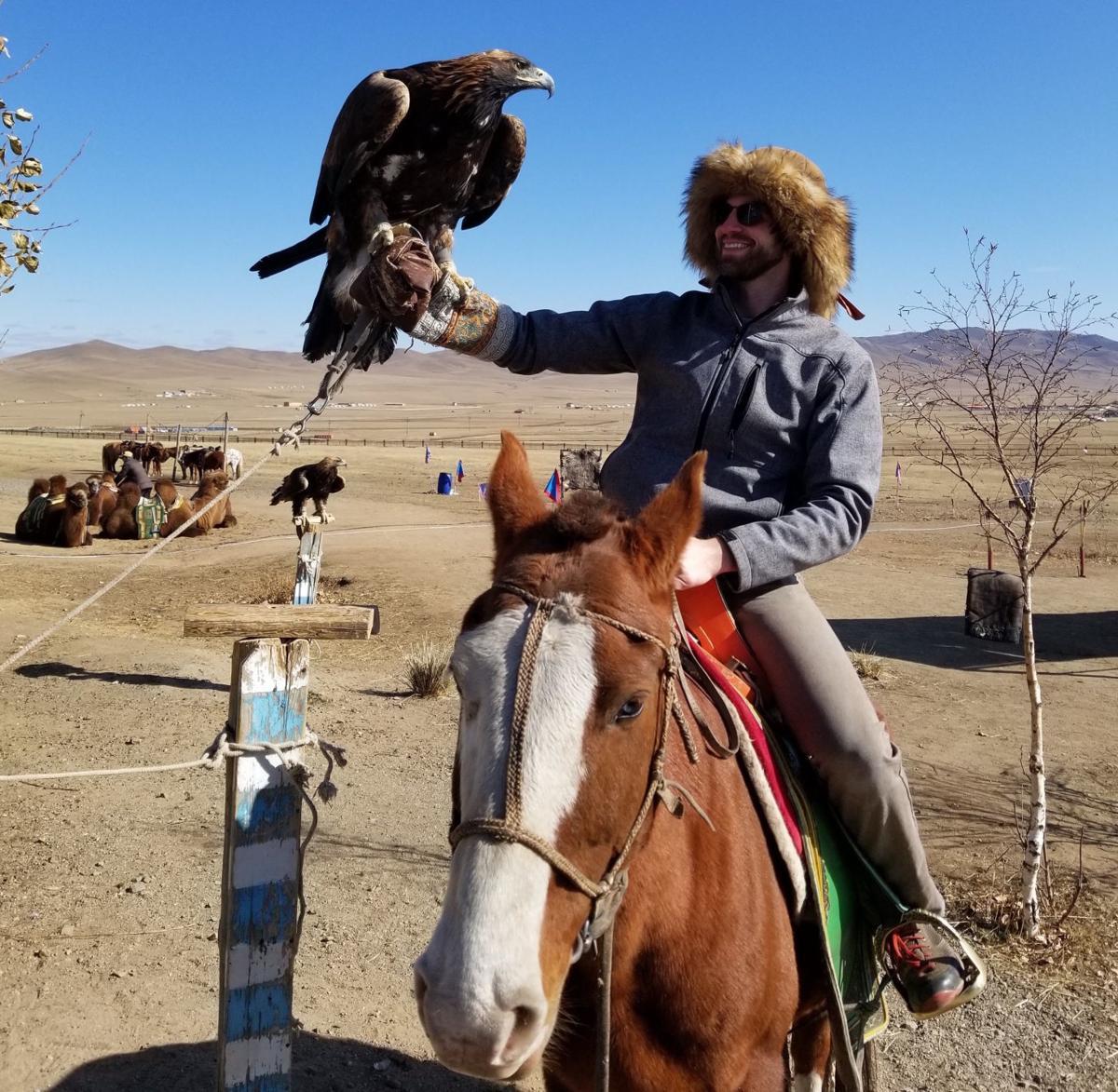 Andres Golden Eagle