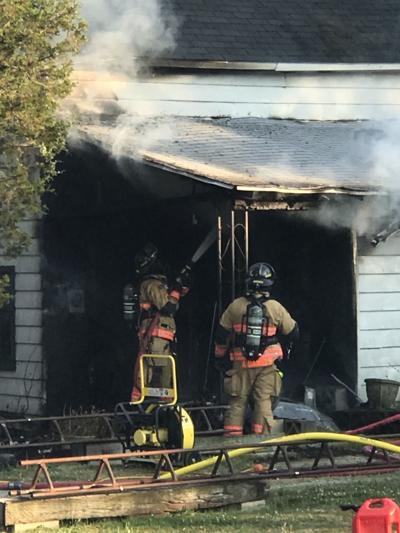 Ayerfsville Ave. house fire