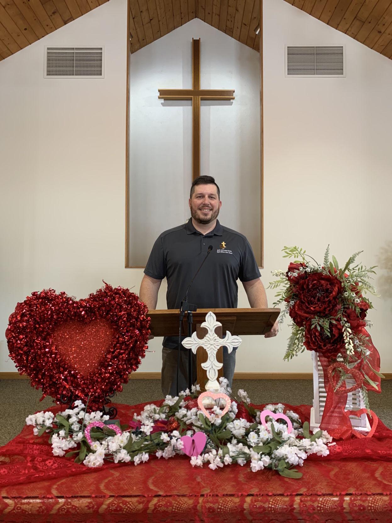 Pastor Joey Stevens