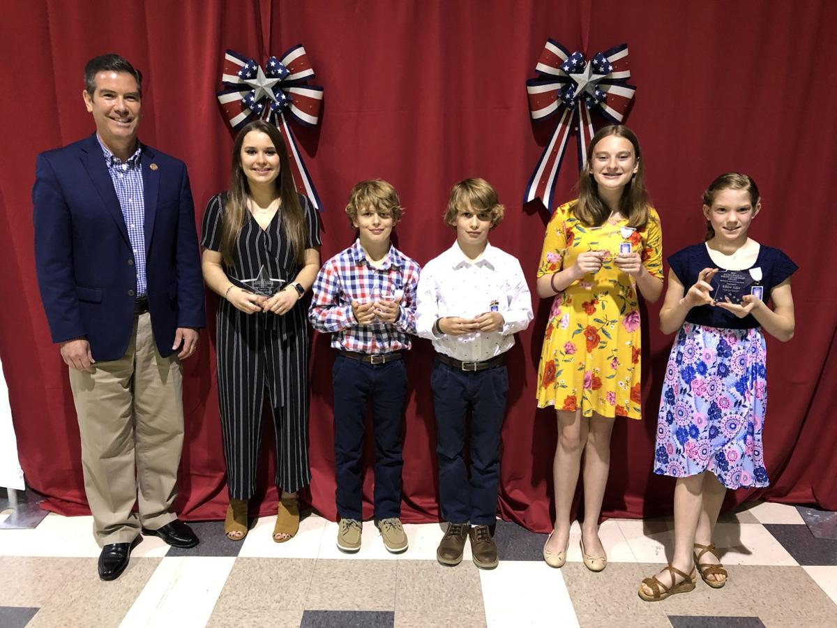 2019 Youth Excellence winners