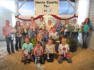 Henry County swine winners