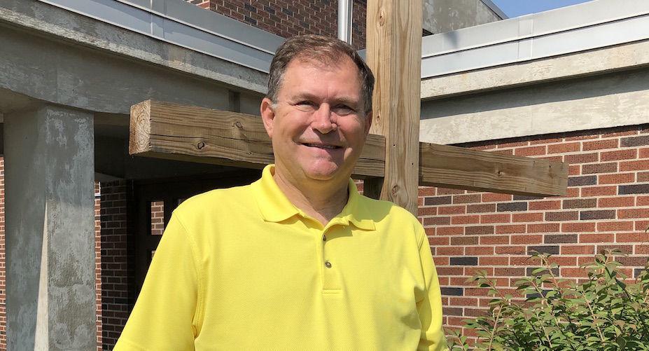 Pastor Mo Dunn carousel