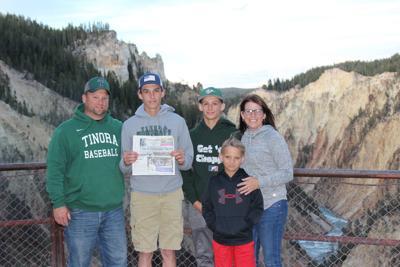 WITW Yellowstone Park