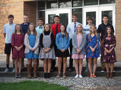 WT homecoming court