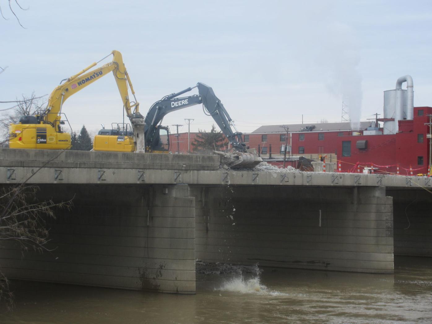 bridge demo (left)