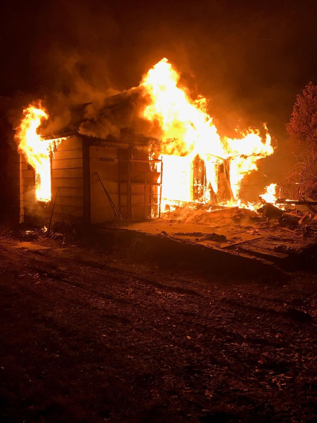 Tips sought in Hicksville house fire