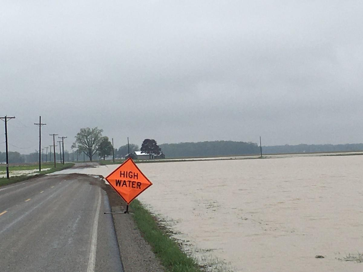 williams county flooding