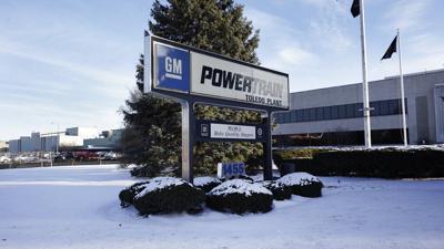 Toledo GM Plant
