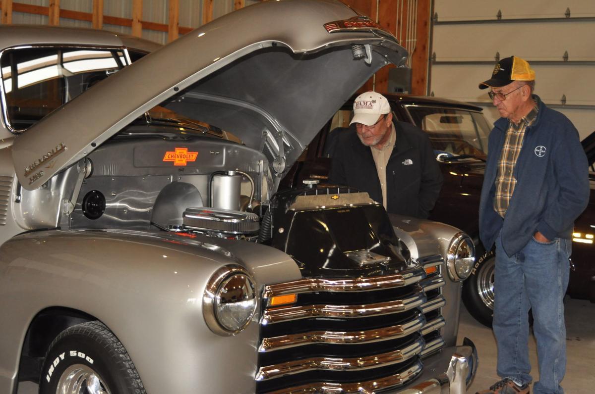 Car Show Local News Crescentnewscom - Thomas chevrolet car show