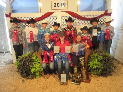 Henry County horse winners