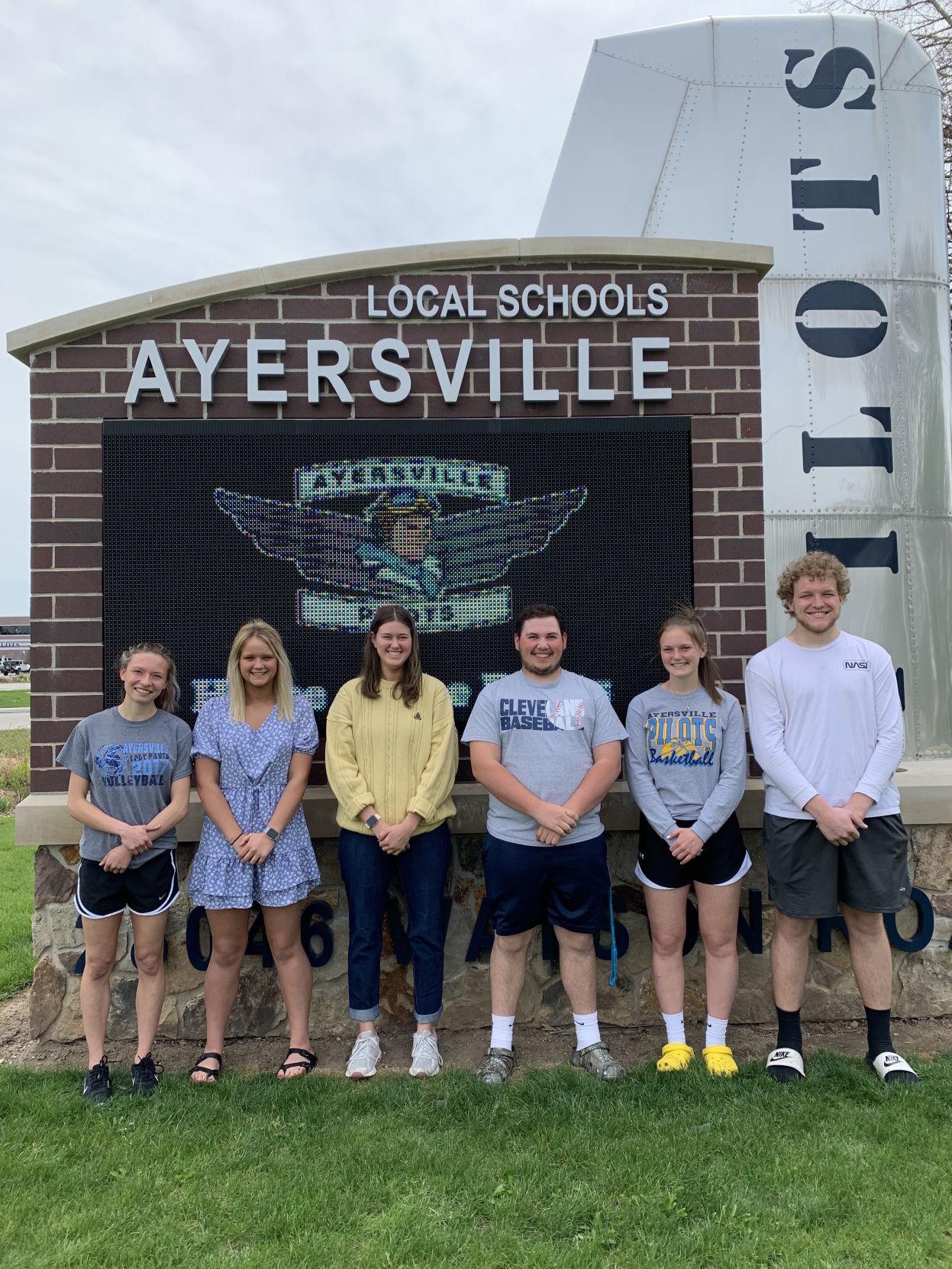 Ayersville student council