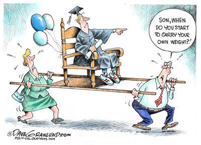 Graduates and Parents