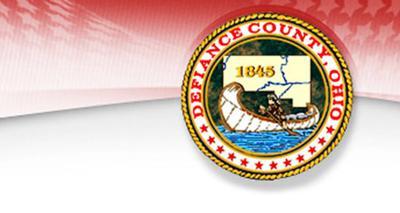 Carousel - Defiance County logo