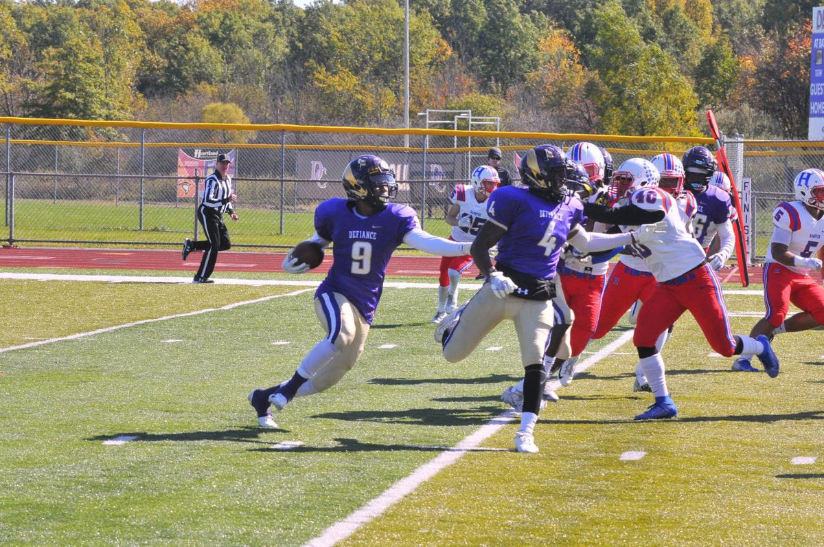 Defiance College football