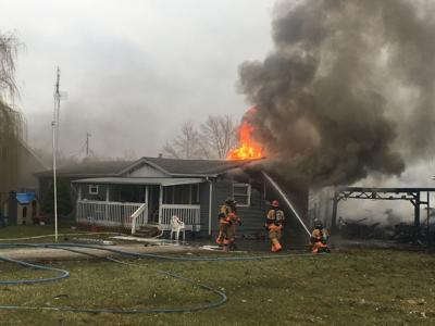 highland township fire