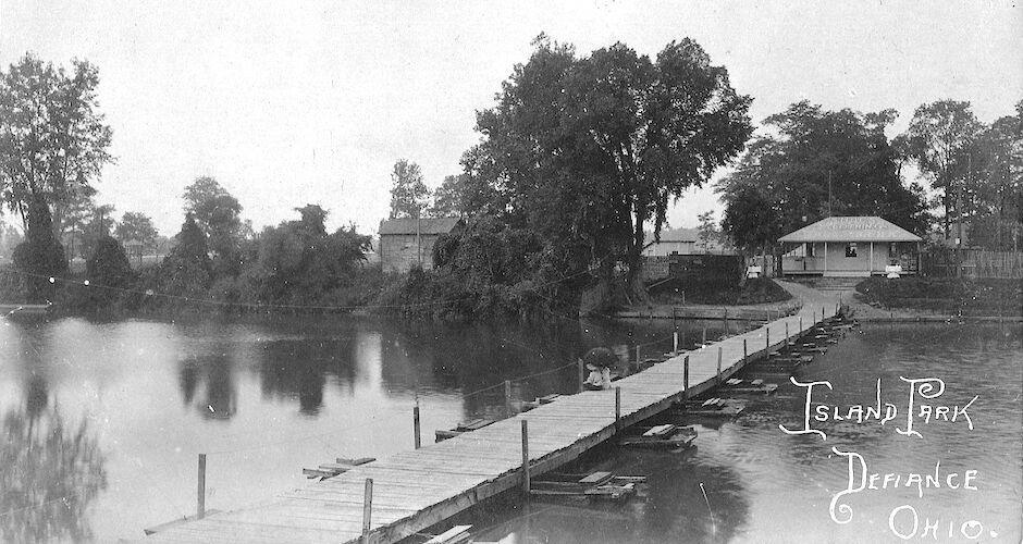 Carousel - Preston Island bridge